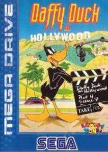 Daffy Duck in Hollywood per Sega Mega Drive