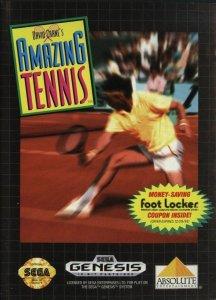 David Crane's Amazing Tennis per Sega Mega Drive