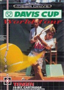 Davis Cup Tennis per Sega Mega Drive