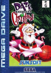 Daze Before Christmas per Sega Mega Drive