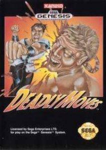 Deadly Moves per Sega Mega Drive
