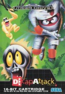 Decap Attack per Sega Mega Drive