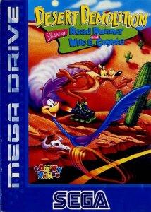 Desert Demolition Starring Road Runner and Wile E. Coyote per Sega Mega Drive