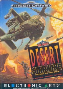 Desert Strike - Return to the Gulf per Sega Mega Drive
