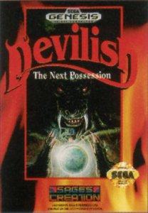 Devilish per Sega Mega Drive
