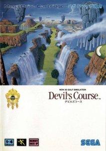 Devil's Course per Sega Mega Drive