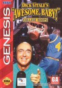 Dick Vitale's Awesome Baby! College Hoops per Sega Mega Drive