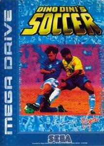 Dino Dini's Soccer per Sega Mega Drive