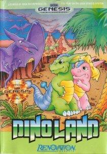 Dino Land per Sega Mega Drive