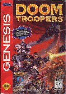 Doom Troopers per Sega Mega Drive