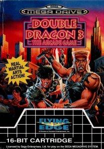 Double Dragon III: The Rosetta Stone per Sega Mega Drive