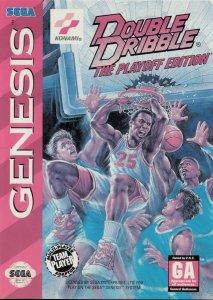 Double Dribble per Sega Mega Drive