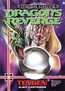 Dragon's Revenge per Sega Mega Drive