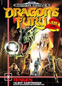 Dragon's Fury per Sega Mega Drive