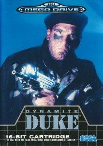 Dynamite Duke per Sega Mega Drive