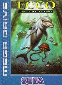 Ecco the Dolphin 2: The Tides of Time per Sega Mega Drive