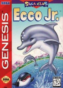 Ecco Jr. per Sega Mega Drive