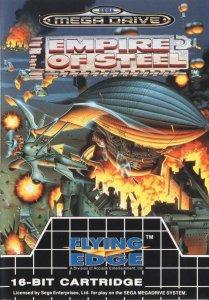 Steel Empire per Sega Mega Drive