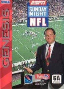 ESPN Sunday Night NFL per Sega Mega Drive