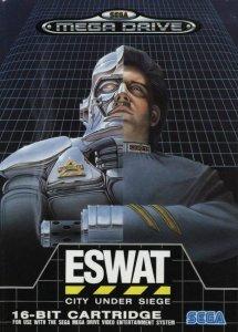 ESWAT: City Under Siege per Sega Mega Drive