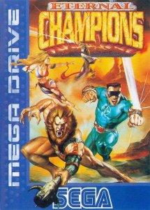 Eternal Champions: Challenge from the Dark Side per Sega Mega Drive