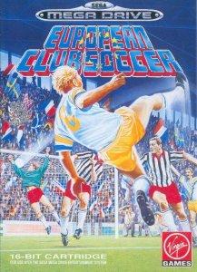 European Club Soccer per Sega Mega Drive
