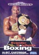 Evander 'Real Deal' Holyfield's Boxing per Sega Mega Drive