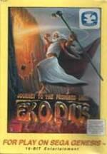 Exodus: Journey to the Promised Land per Sega Mega Drive