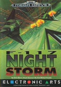 F-117 Night Storm per Sega Mega Drive