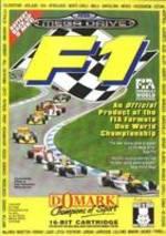 F1 per Sega Mega Drive
