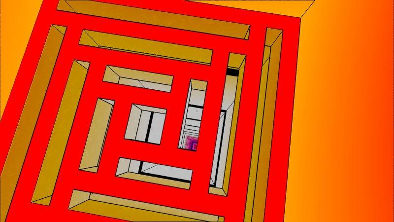 Escher sarebbe contento