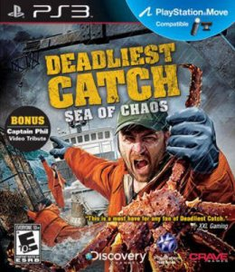 Deadliest Catch: Sea of Chaos per PlayStation 3