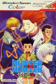 Hunter X Hunter: Sorezore no Ketsui per WonderSwan Color