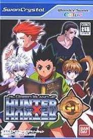 Hunter X Hunter: Greed Island per WonderSwan Color