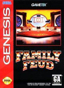 Family Feud per Sega Mega Drive