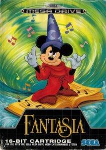 Fantasia per Sega Mega Drive
