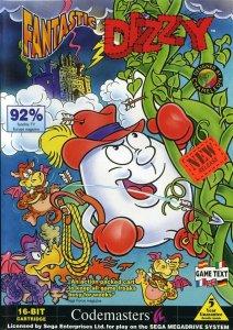 Fantastic Dizzy per Sega Mega Drive