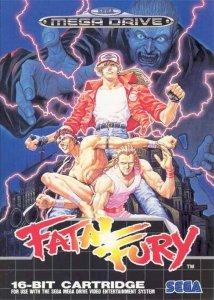 Fatal Fury per Sega Mega Drive