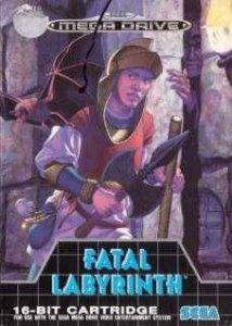 Fatal Labyrinth per Sega Mega Drive