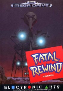 Fatal Rewind per Sega Mega Drive