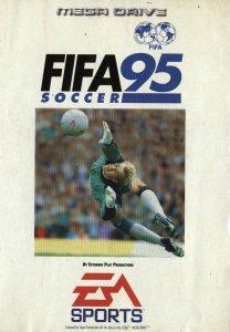 FIFA Soccer 95 per Sega Mega Drive