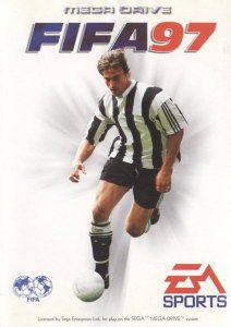 FIFA Soccer 97: Gold Edition per Sega Mega Drive