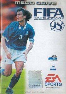 FIFA 98: Road To World Cup per Sega Mega Drive