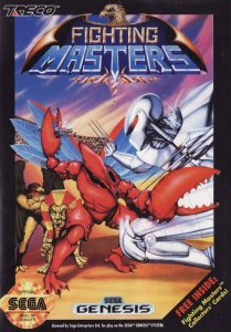 Fighting Masters per Sega Mega Drive