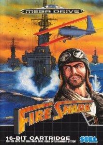 Fire Shark per Sega Mega Drive