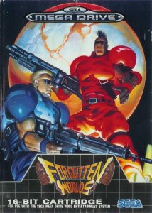 Forgotten Worlds per Sega Mega Drive