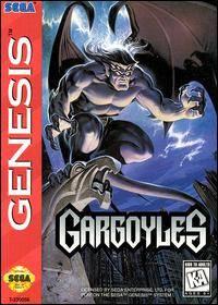 Gargoyles per Sega Mega Drive