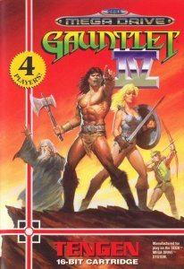Gauntlet IV per Sega Mega Drive