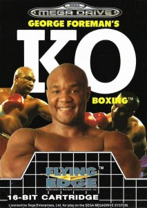 George Foreman's KO Boxing per Sega Mega Drive