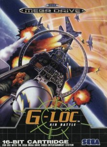 G-LOC Air Battle per Sega Mega Drive